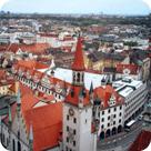 Stadt- und Cityrouten