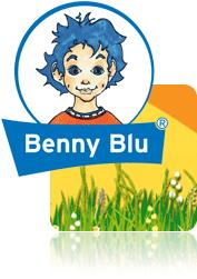 BennyBlu Kinderbuchprogramm